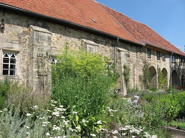 Michaelstein Monastery Herbal Garden