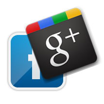 Google Plus is taking over Facebook