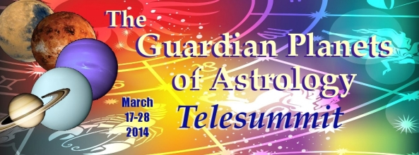 Astrology Telesummit 2014 Banner